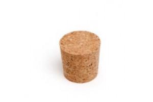Пробка корковая конусная диаметр 3,5-4 см
