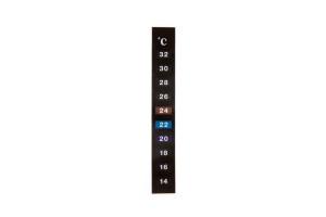 Термометр - лента самоклеющийся