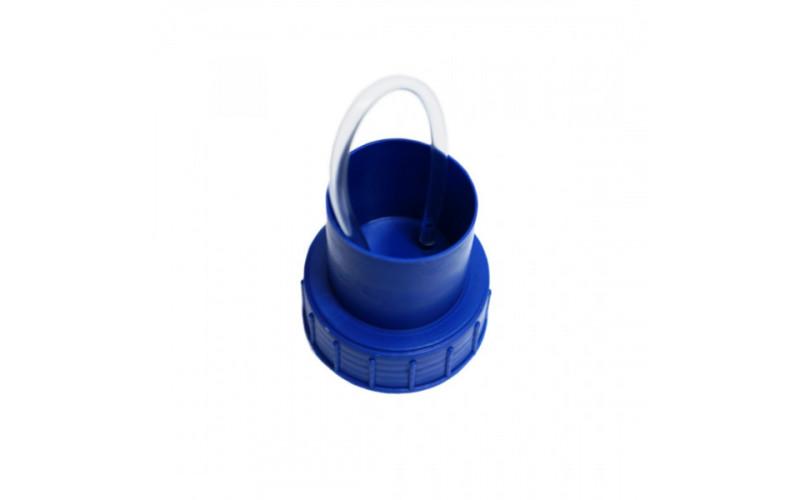 Гидрозатвор для стеклянной бутыли 20-22 л