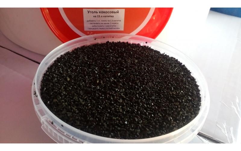 Уголь кокосовый 0,250 кг